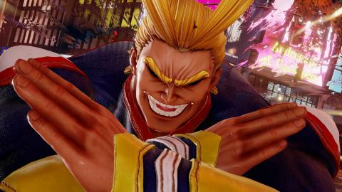 Jump Force s'apprête à accueillir All Might