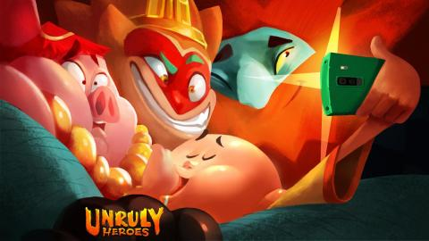 Unruly Heroes attendu sur PlayStation 4 le 28 mai