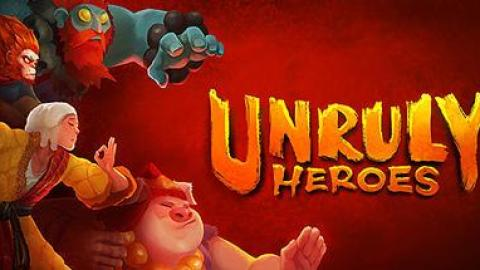 Unruly Heroes montre du gameplay