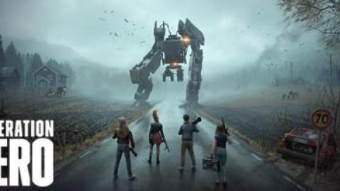 Generation Zero modifie le contenu de son Edition Collector
