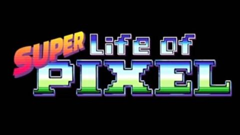 Super Life of Pixel se date en Europe sur PS4 et PSVita
