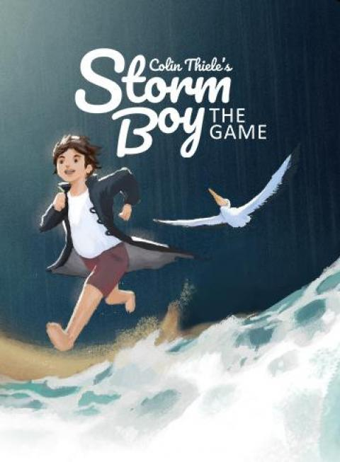 Jaquette Storm Boy : The Game