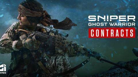 Sniper Ghost Warrior Contracts officialisé sur PS4, Xbox One et PC