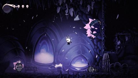 Hollow Knight sera porté sur PS4 et Xbox One en 2019