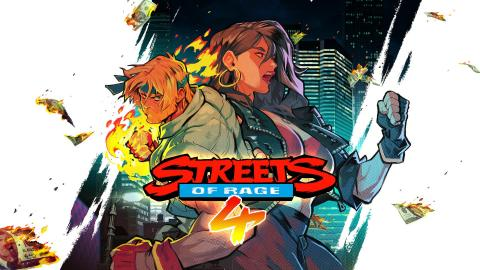 Streets of Rage 4 : une édition collector par Limited Run Games