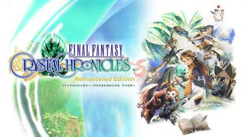 Final Fantasy : Crystal Chronicles Remastered Edition - le trailer du TGS