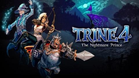 Trine 4 : The Nightmare Prince date son retour