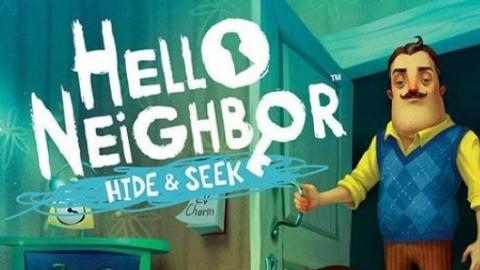 Hello Neighbor Hide and Seek tient sa date