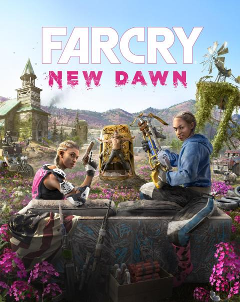 Jaquette Far Cry New Dawn