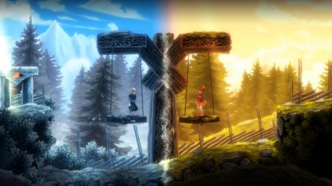 Du gameplay pour Degrees of Separation