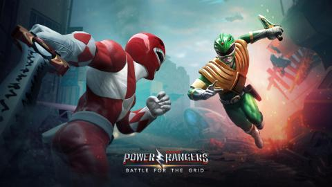 Power Rangers : Battle for the Grid a le choix dans la date