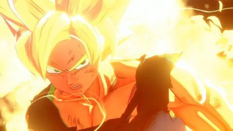 Dragon Ball Game Project Z : Action RPG officialisé en vidéo