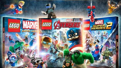 J-1 pour LEGO Marvel Collection sur PlayStation 4 et Xbox One
