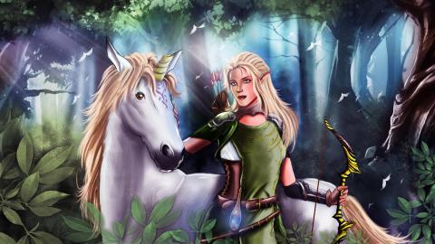 Eternity : The Last Unicorn vous invite à l'aventure