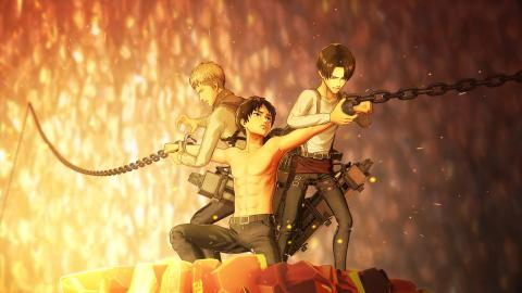 A.O.T. 2 : Final Battle s'offre deux séquences de gameplay