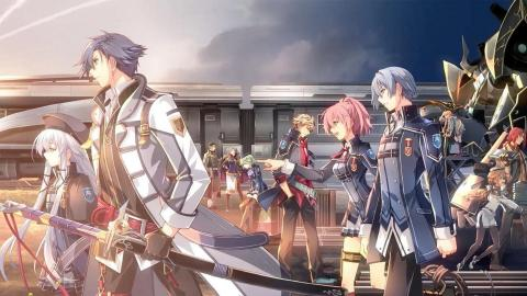 The Legend of Heroes : Trails of Cold Steel III présente sa Classe VII