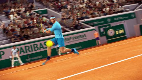 Tennis World Tour accueille Nadal dans sa Roland-Garros Edition