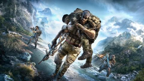 Ubisoft dévoile Tom Clancy's Ghost Recon Breakpoint