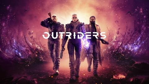 Outriders : trailer Mantras of Survival