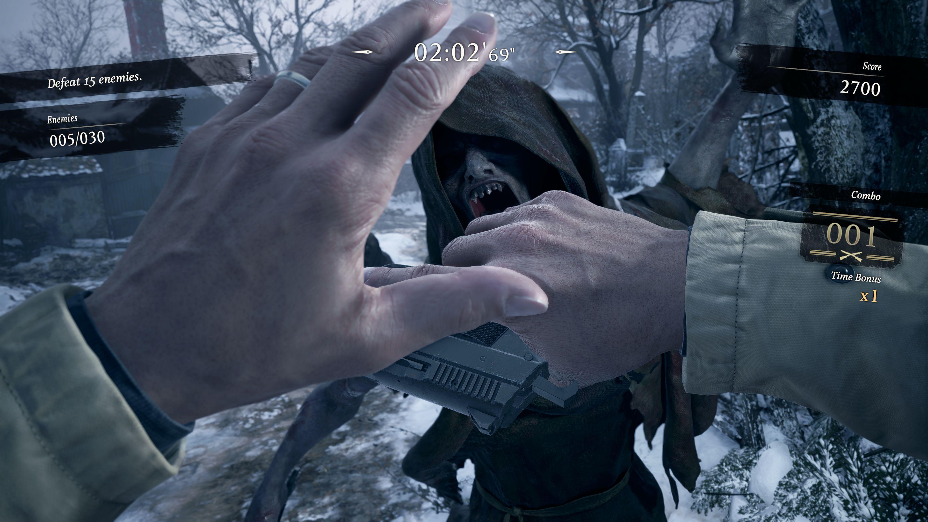 TEST - Resident Evil Village : la campagne, ça vous gagne