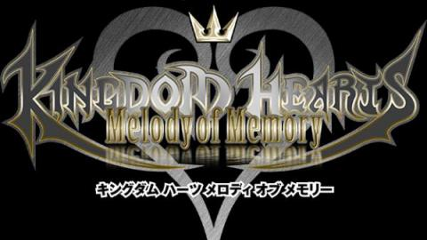 Kingdom Hearts : Melody of Memory est disponible en démo