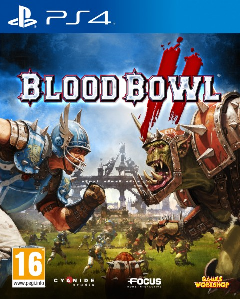 Jaquette Blood Bowl 2