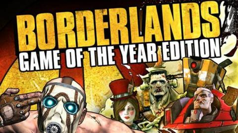 Borderlands : Game of the Year Edition officialisé sur PS4, Xbox One et PC