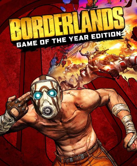 Jaquette Borderlands : Game of the Year Edition