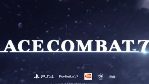 Ace Combat 7 : Skies Unknown décolle à l'E3