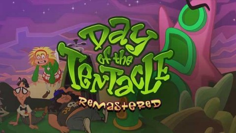 Day of the Tentacle Remastered se date enfin sur PC, PS4 et PSVita