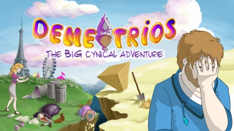 Test Demetrios The BIG Cynical Adventure