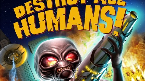 Destroy All Humans de retour sur PlayStation 4