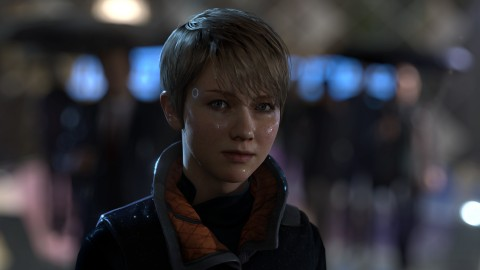Detroit : Become Human - un court trailer narratif en français