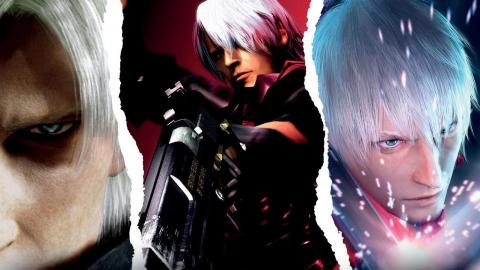 Test Devil May Cry : HD Collection