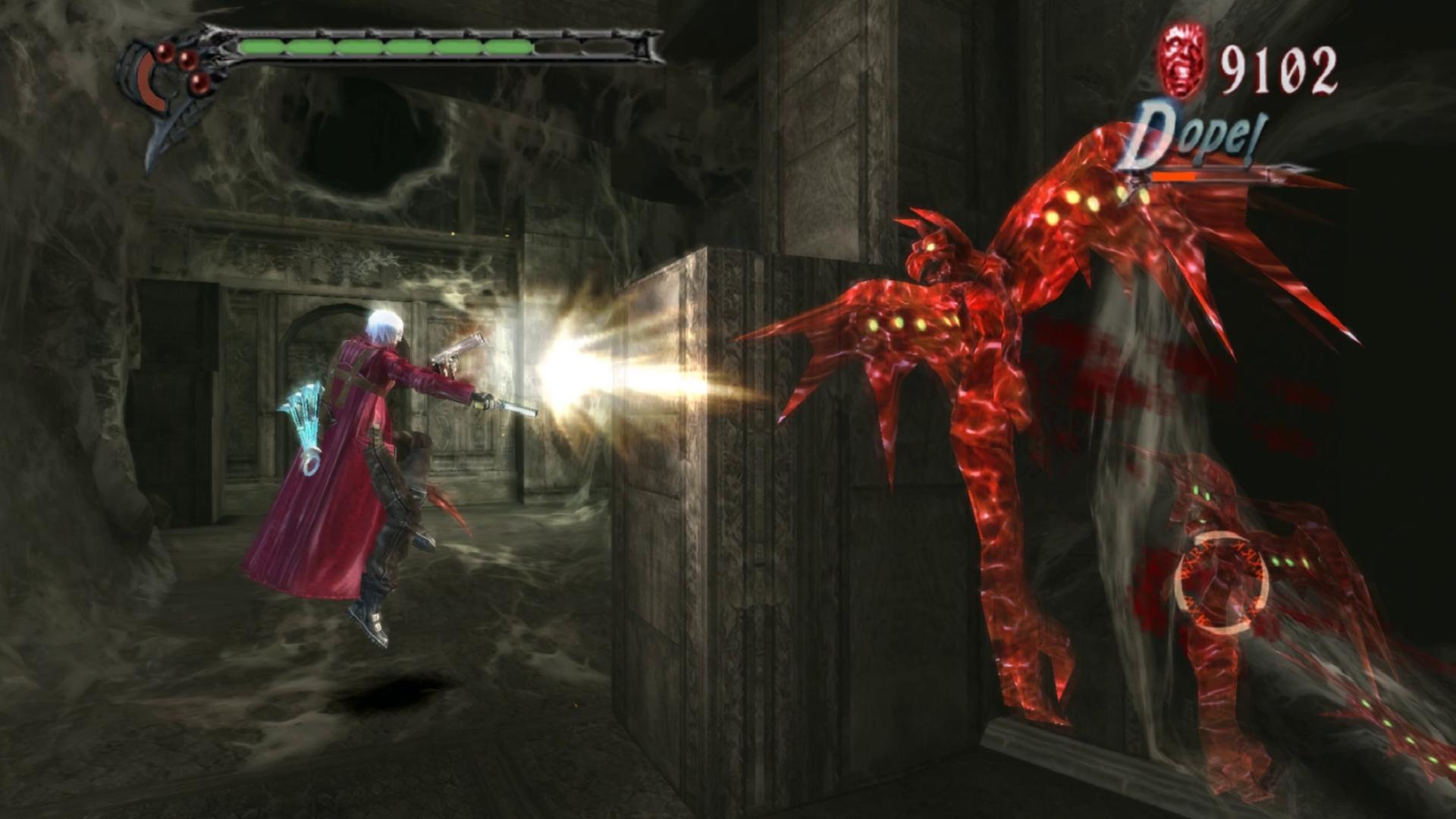 Devil May Cry, Dante, DMC