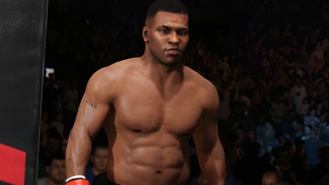 Mike Tyson dans EA Sports UFC 2