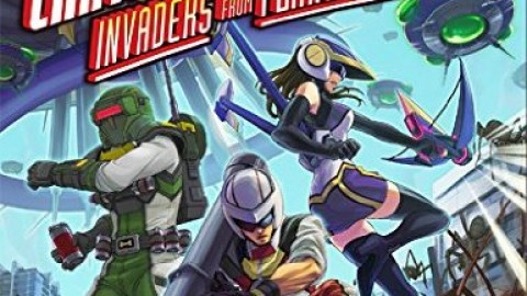 Test Earth Defense Force 2 : Invaders from Planet Space