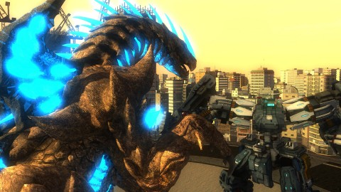 Test Earth Defense Force 4.1 : The Shadow of New Despair