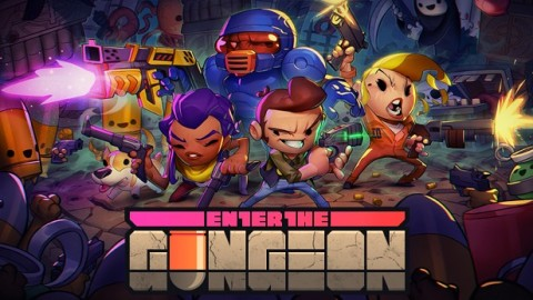 Du gameplay pour Enter the Gungeon