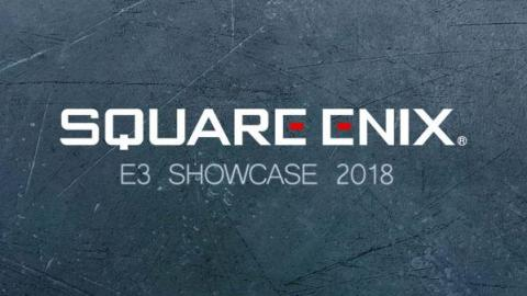 Square Enix : un showcase pour l'E3 2018