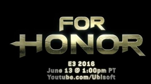 For Honor : la cinématique et le gameplay de l'E3 2016