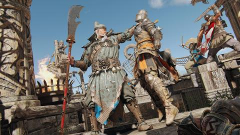 La mise à jour Marching Fire de For Honor présente son mode Arcade