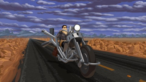 Test Full Throttle Remastered