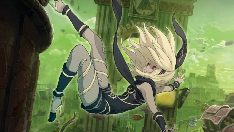 Test Gravity Rush Remastered