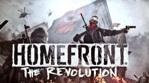 Test Homefront : The Revolution