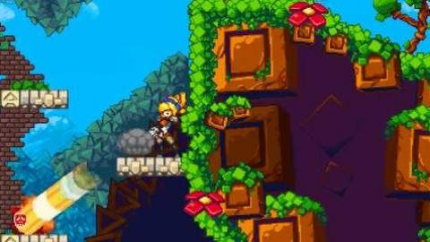 Iconoclasts se date sur Switch