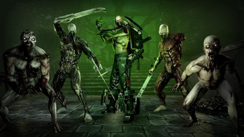 Killing Floor 2 accueille son pack de contenu Descent