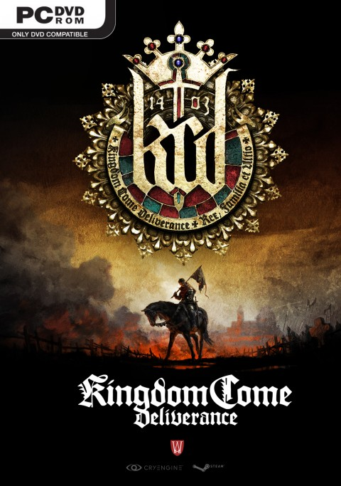 Jaquette Kingdom Come : Deliverance