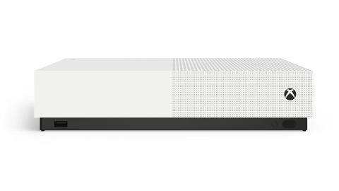 Microsoft officialise la Xbox One S All-Digital Edition