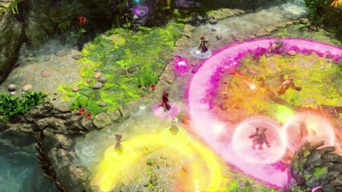 Nine Parchments Announcement Trailer